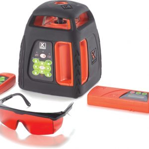 899 PROLASER® SELF-LEVELLING ROTA-LINE Self-levelling rotary laser level